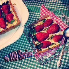 % 100 Sevinç ! ♥Çilekli Tart♥ VALENTINE'S DAY! #StrawberryTart #cilek #tart #CilekliTart #LOVE #yummy ♥ #VALENTINESDAY ♥ #delicious #SevincinLezzetDefteri #SevincYigitArabaci #blog için #lezzet denemesi #super oldu ! #recipes http://sevincinlezzetdefteri.blogspot.com/