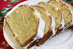 Egg Nog Bread