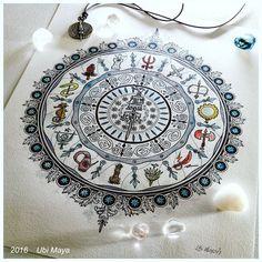"""""""MANDALA: A LUZ DE OXALÁ!"""" Arte encomendada, destino: Araruama-RJ.  Orçamentos através do e-mail: notovic@gmail.com  https://www.instagram.com/notovitch/"""