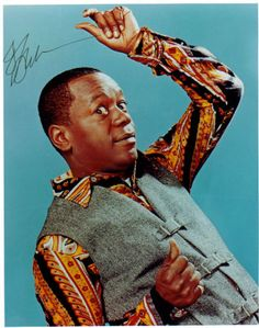 Comedian Flip Wilson was born 12-8-1933.  He passed at age 64 in 1998.