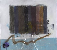 Jordi Gali - Tres cuarts de dues (2013) 80X70cm
