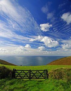 Beautiful Clouds.