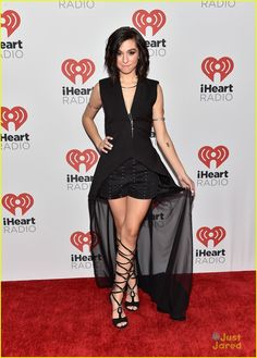 Christina Grimmie:  So sweet and such a great singer! It's tragic that she died at 22. #PrayforChristina