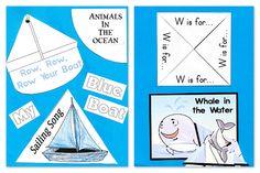 My Blue Boat ideas