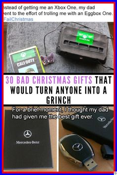 30 Bad Christmas Gifts That Would Turn Anyone Into A Grinch