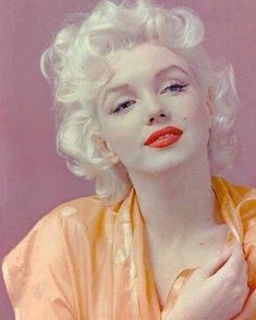 The beautiful Marilyn Monroe, Photo