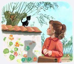 Marcel Marlier Marcel, Cottage Art, Happy Pictures, Children's Book Illustration, Animation, Drawings, Artwork, Painting, Casterman