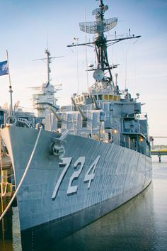 The Uss Yorktown At Patriots Point Charleston Sc Is The Flagship Of