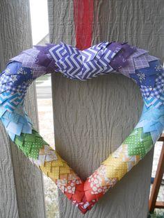 Showers Weddings ROYGBIV Over 2000 Mini Confetti Hearts RAINBOW MIX Decorations