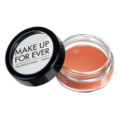 SPLURGE: Camouflage Cream Pot - Orange 12020. (This is what I used under your concealer under your eyes) $20