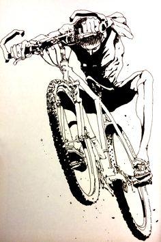 Taiyo Matsumoto Biker
