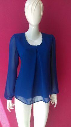 Encuentra Atelier Eliane Blusa Gasa Ml 002 en Mercado Libre Perú! Descubre  la mejor forma de comprar online. fe47adbfc95b
