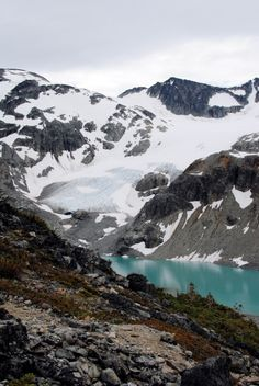 Garibaldi Provincial Park, British Columbia