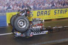 Vintage Drag Racing - Garlits at Lion's Drag Strip | by Mo Hernandez