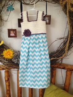 Crochet Bodice Dress- Free pattern