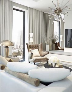 Here are some doable living room decor and interior design tips that will make your home cozy and comfortable for family and friends. Interior Design Living Room, Living Room Designs, Living Room Decor, Living Spaces, Living Rooms, Interior Modern, House Rooms, Luxury Interior, Living Area