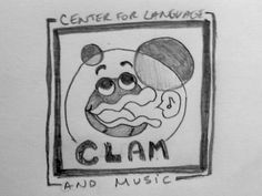 Clam logo sketch Logo Sketches, Doodle Sketch, Clams, Doodles, Logos, Fictional Characters, Art, Drawing Drawing, Craft Art