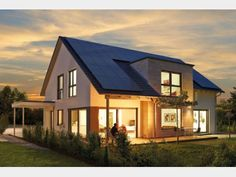 10 Kit Home Companies to Watch - Photo 8 of 10 - Together with a personal Hanse Haus specialist, pre-configured house designs can be adapted simply and easily in order to suit all tastes and specifications.