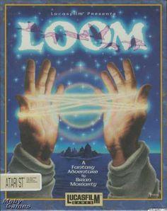 Atari ST Games - Loom