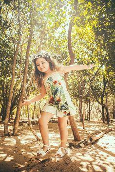 """""""Jardim Secreto"""", coleção da marca infantil Blupin. (2013) #kidsfashion"""