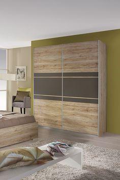 Dulapul Dominik vă oferă un spațiu generos, pentru toată garderoba.  #mobexpert #reduceri #wintersale #mobilierdormitor Easy Tricks, Divider, Modern, Room, Furniture, Design, Home Decor, Bedroom, Trendy Tree