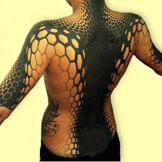 #extreme #tattoos