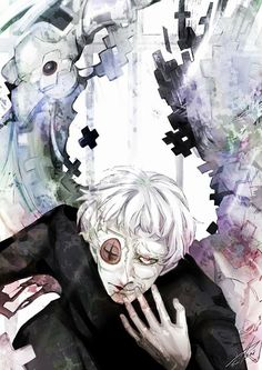 Rykamall, your online anime merch store! Check out our new products at Tokyo Ghoul section! Buy now! Kaneki, Studio Ghibli, Tokyo Ghoul Pictures, Manga Anime, Anime Art, Online Anime, Dark Anime, Good Manga, Fan Art