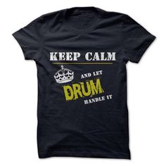 Let DRUM Handle it T Shirts, Hoodies, Sweatshirts. CHECK PRICE ==►…