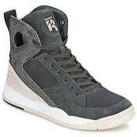 Zapatos Mujer Zapatillas altas Reebok Classic ALICIA KEYS COURT Gris    Blanco Bolsos 67e3763cdb695