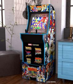 This home arcade cabinet lets you relive the golden age of arcades, complete with online multiplayer.