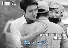 Siwon, Kangin, Leeteuk