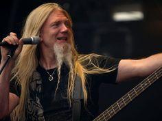 Marco Hietala   Finnish band Nightwish at Tuska Open Air 2013