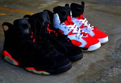 twitter.com/sneaker_freakz #jay's #j's #jordan's #foamposites #foams #sneakerheads