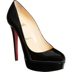 Christian Louboutin Bianca- this will be my first big purchase once I actually have a job.