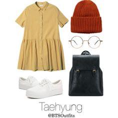 When you First Meet Him: Taehyung