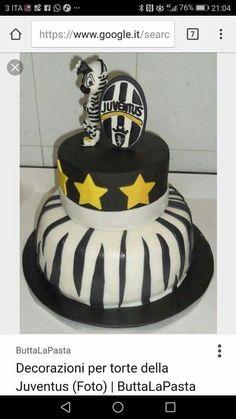 torta juventus   torte   pinterest   soccer cake, sport cakes and cake - Decorazioni Torte Juventus