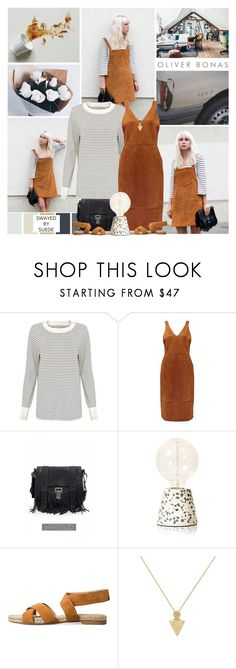 """No rain no flowers.. (Oliverbonas 3)"" by leannesugarplum ❤ liked on Polyvore featuring Proenza Schouler"