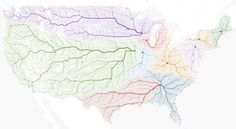 Moovel Lab has mapped European and American roadways to Rome, and the result is gorgeous.