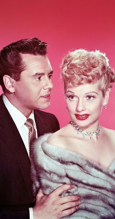 The Lucy Show...With Lucille Ball, Desi Arnaz, Vivian Vance, William Frawley. A daffy woman constantly strives to become a star along with her bandleader husband and gets herself in the strangest situations.