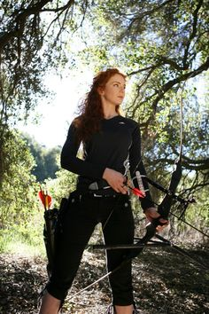 archery woman - Yahoo Image Search Results