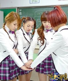 《《#2ne1 schoolgirl》》 No matter what they do I'm forever going to be a big.. {FAN:-)}..