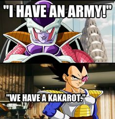 Dragon Ball Z & Dragon Ball Memes