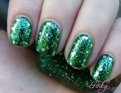 Swatch: OPI - Fresh Frog Of Bel Air (Muppets Collection)