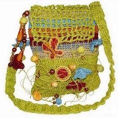 Que hacer en casa, con el crochet, ganchillo o agujas? | LA CAJITA MUSICAL DE NOHELIA