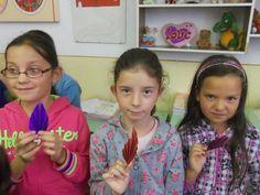 Játékos tanulás és kreativitás: Egyszerű falevél legyezőhajtással