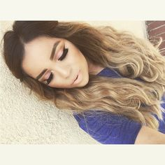 Ombre Hair Color for Black Women (101)