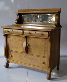 Beautiful Antique Buffet Cabinet Furniture