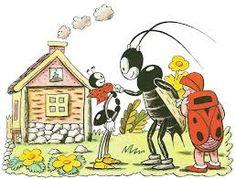 Výsledek obrázku pro ferda mravenec
