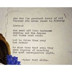 // A beautiful short poem about reaching for the lost and showing them the light by Tyler Kent White Poem Quotes, Lyric Quotes, Words Quotes, Great Quotes, Quotes To Live By, Life Quotes, Inspirational Quotes, Sayings, Qoutes