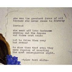 Tyler Kent White.